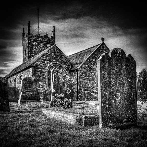 Church-Mullion